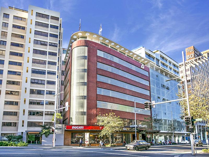 52-58 William Street WOOLLOOMOOLOO NSW 2011
