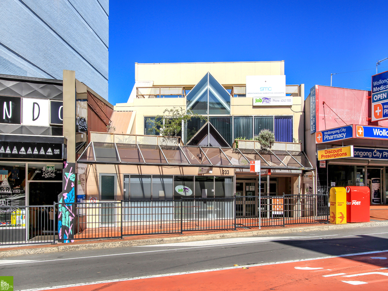 GF S1, 233-235 Crown Street WOLLONGONG NSW 2500