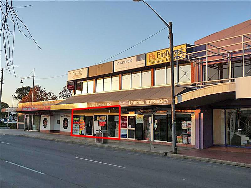 Shop 1/320 Urana Road LAVINGTON NSW 2641