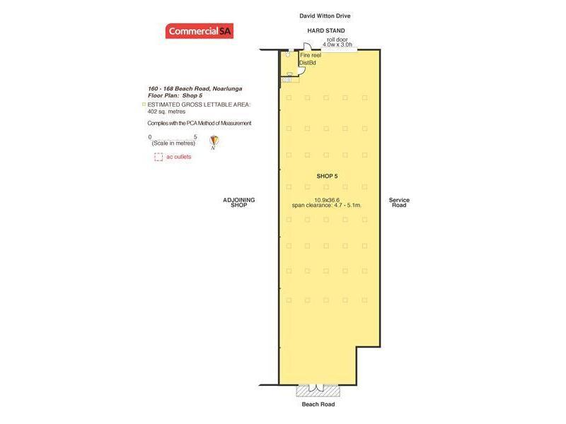 Shop 5/160-168 Beach Road NOARLUNGA CENTRE SA 5168