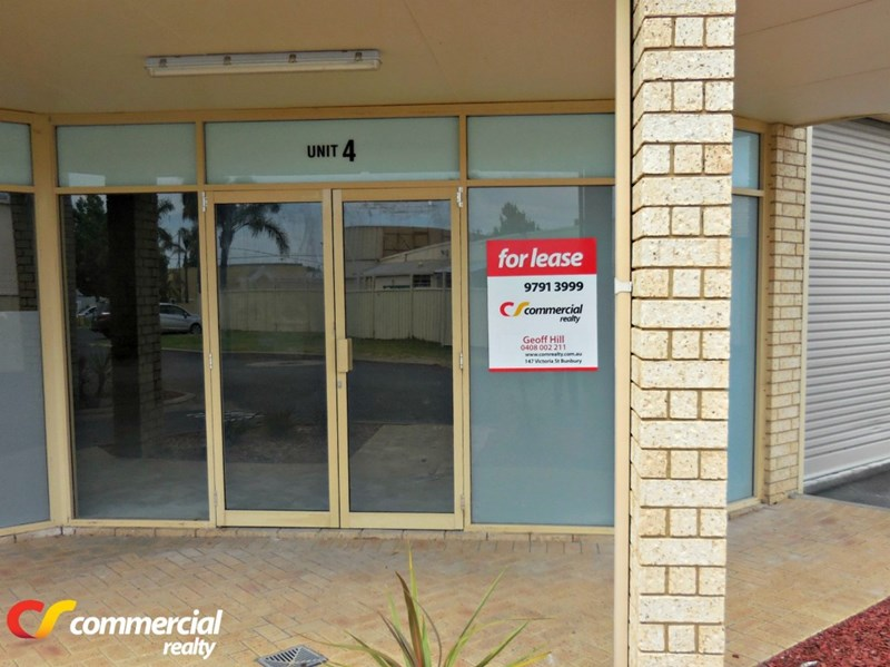 Unit 4/47 Albert Road EAST BUNBURY WA 6230