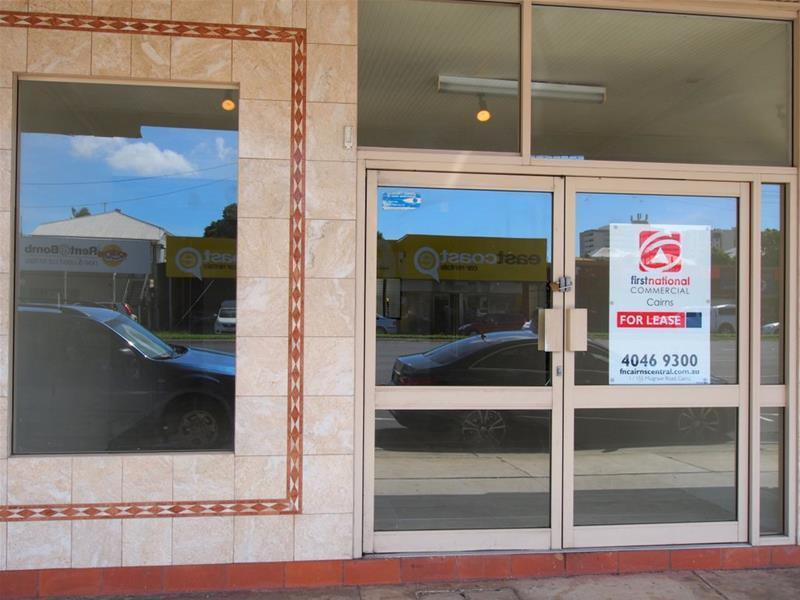Shop 2/153-155 Sheridan  Street CAIRNS NORTH QLD 4870