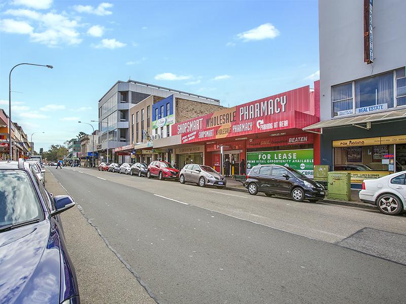46 George Street PARRAMATTA NSW 2150
