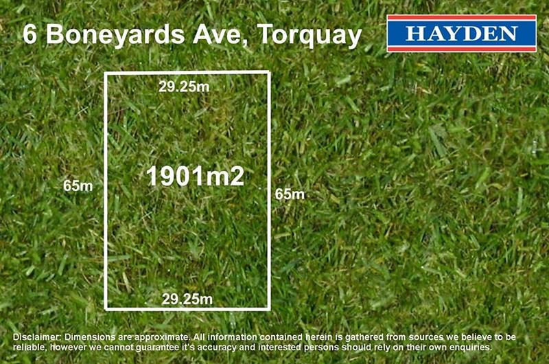 6 Boneyards Avenue TORQUAY VIC 3228