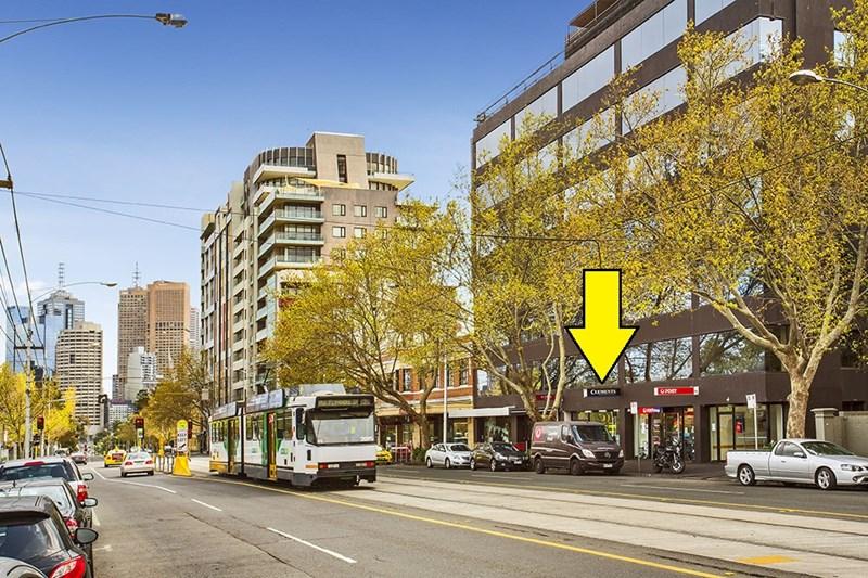 2/126 Wellington Parade EAST MELBOURNE VIC 3002