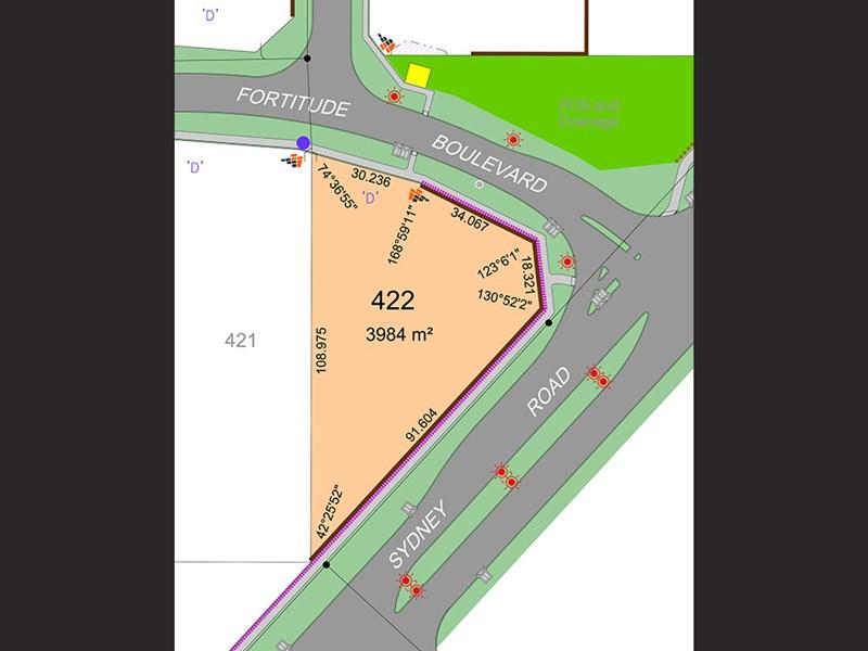 Lot 422 Fortitude Boulevard WANGARA WA 6065