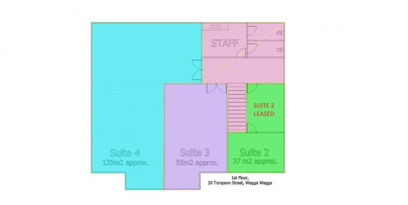 Suites 3&4/20 Tompson Street WAGGA WAGGA NSW 2650