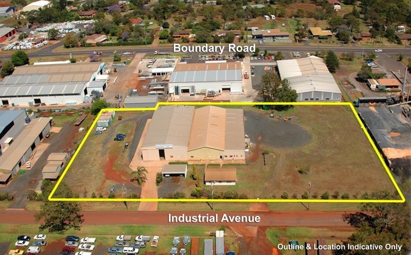 86-98 Industrial Avenue WILSONTON QLD 4350