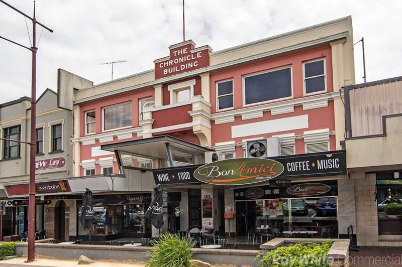 Lot 13, 189-193 Margaret Street TOOWOOMBA CITY QLD 4350