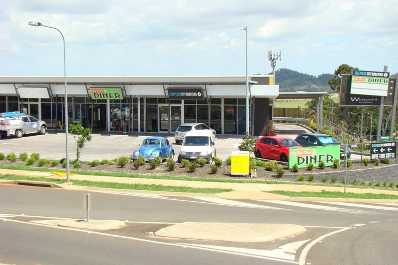 Shop 2b, 538 Alderley Street HARRISTOWN QLD 4350