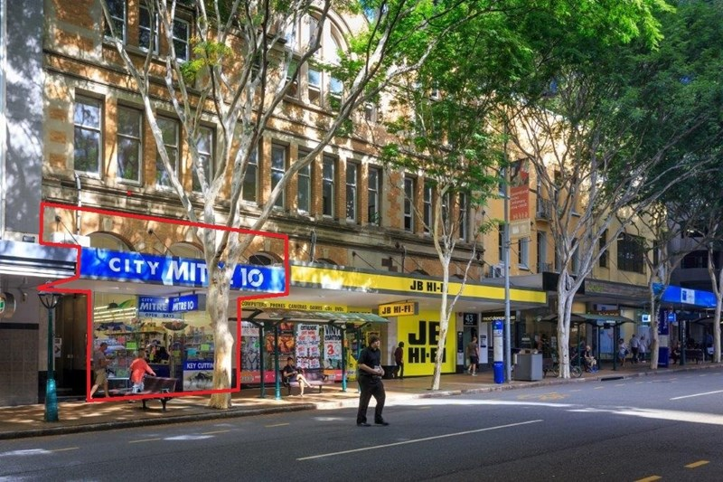 45 Adelaide Street BRISBANE CITY QLD 4000