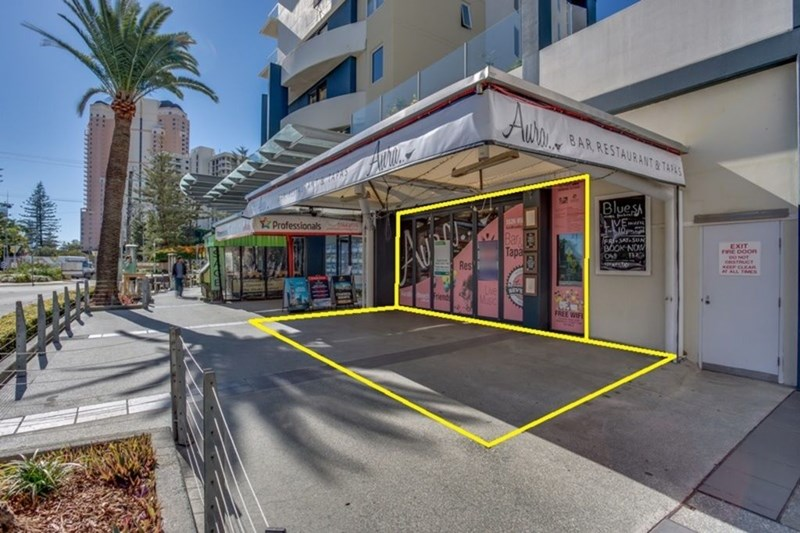 Shop 1/Sonata Building Surf Parade BROADBEACH QLD 4218