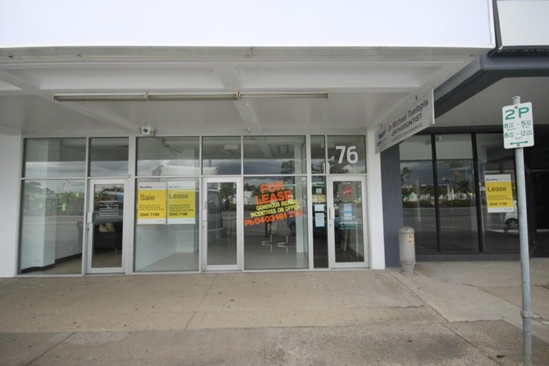 Shop 2/76 Old Cleveland Road CAPALABA QLD 4157