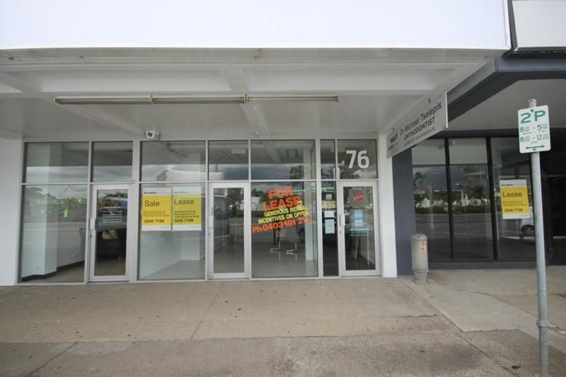 Shop 2/76 Old Cleveland Road CAPALABA QLD 4157