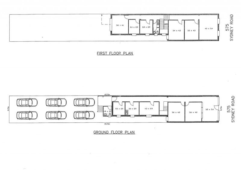 575 Sydney Road BRUNSWICK VIC 3056