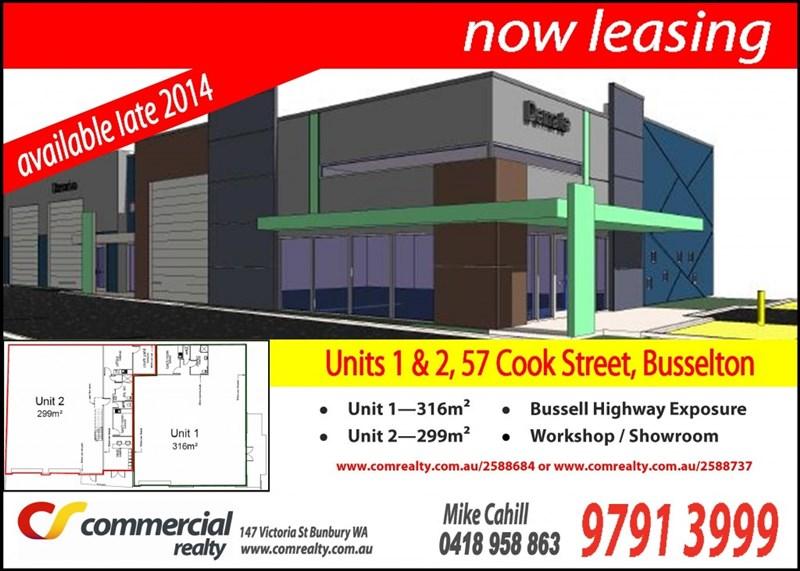 Unit 2/57 Cook Street BUSSELTON WA 6280