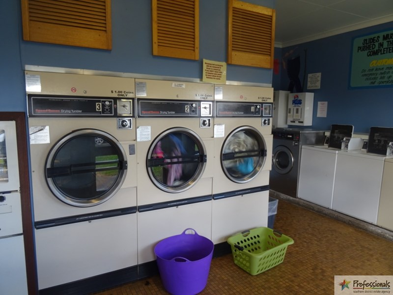 1 Coalfields Laundromat COLLIE WA 6225
