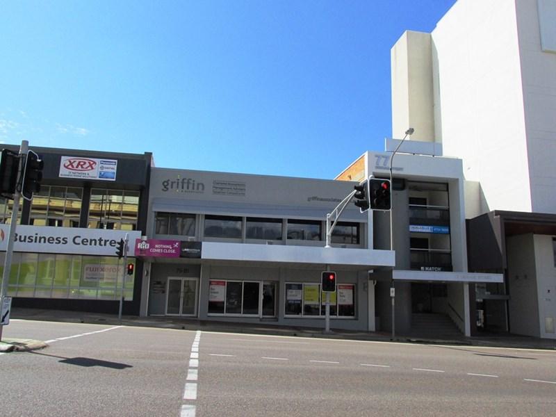 1 - 79 Denham Street TOWNSVILLE CITY QLD 4810