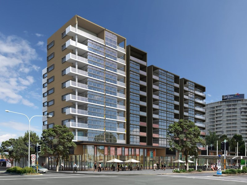 25-33 'Ultima Harbourside' Wharf Street TWEED HEADS NSW 2485