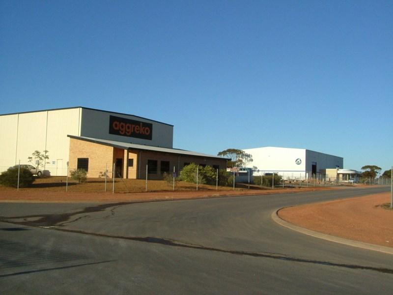 Typical Kalgoorlie Business Park Developments KALGOORLIE WA 6430