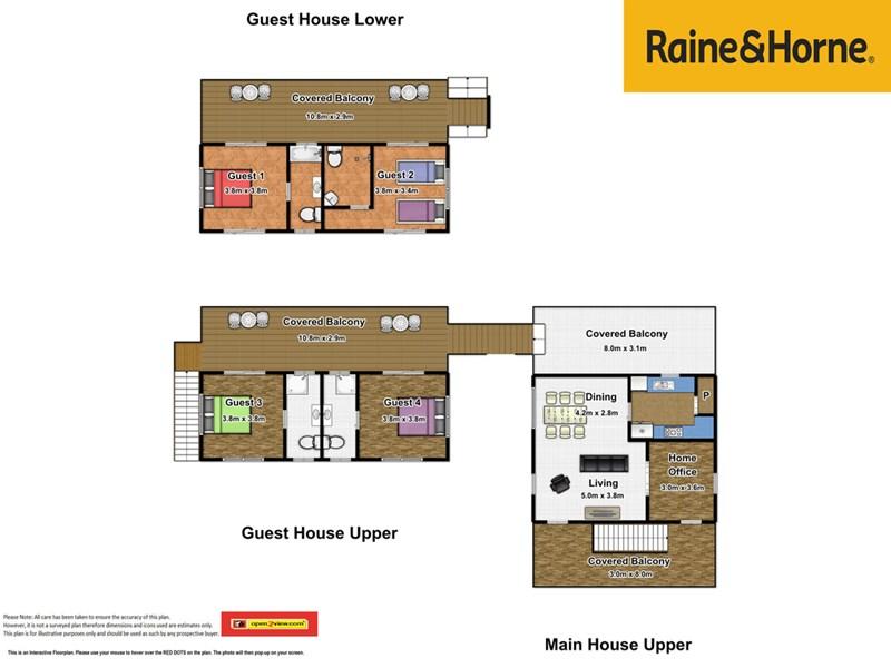 11 Stewart St (Red Mill House BnB Daintree) DAINTREE QLD 4873