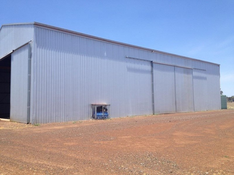 Shed 1 Volkers Road DALBY QLD 4405