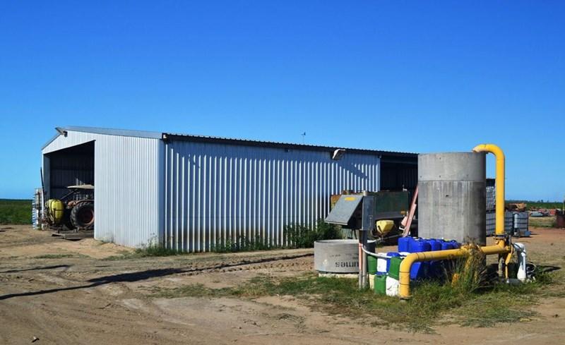 HORSESHOE LAGOON QLD 4809