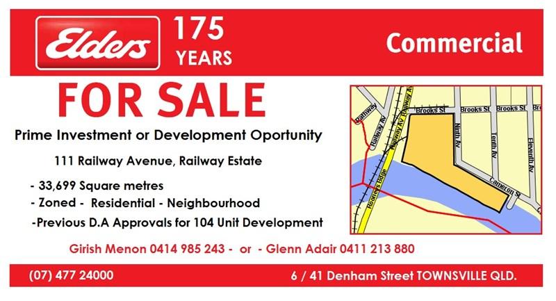 111 - 121 Railway Avenue RAILWAY ESTATE QLD 4810