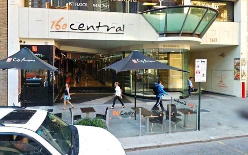 Shop 2, 160 St Georges Terrace PERTH WA 6000
