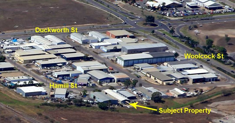 Unit 2 27 Hamill GARBUTT QLD 4814
