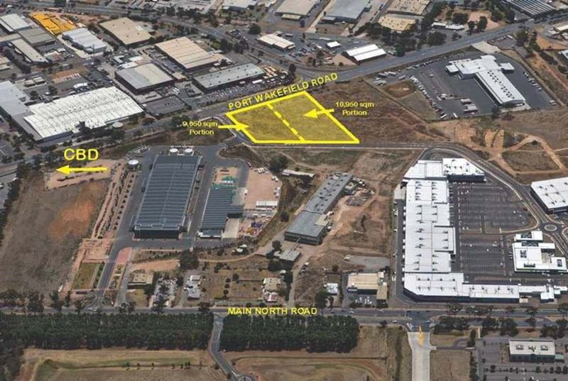 Portion of Lot 11 Port Wakefield Road GEPPS CROSS SA 5094
