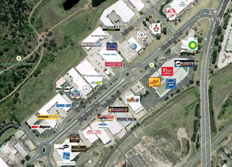 8 Blaxland Road Campbelltown Nsw 2560 Industrial Amp Warehouse Property For Lease 10476829