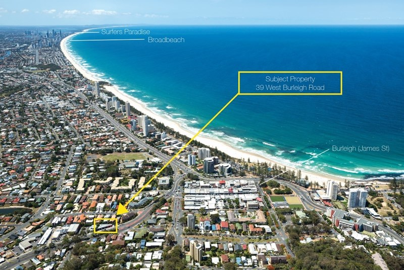 39 West Burleigh Road BURLEIGH HEADS QLD 4220