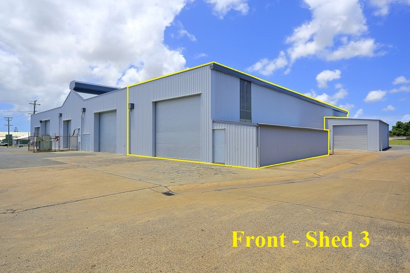 Shed 3 / 8 Melvin Street NORVILLE QLD 4670