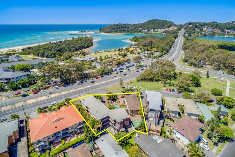 1026 Gold Coast Highway andamp; 96 Sarawak Avenue PALM BEACH QLD 4221