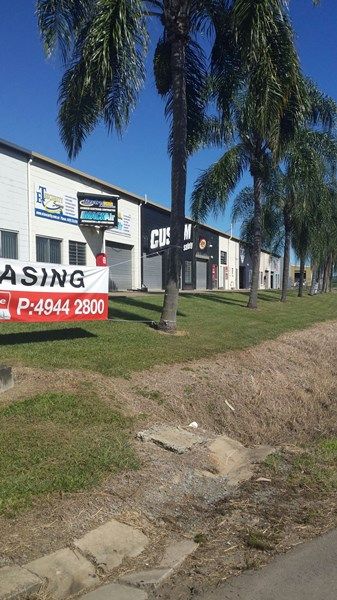 Shed 7, 2 Fursden Street GLENELLA QLD 4740
