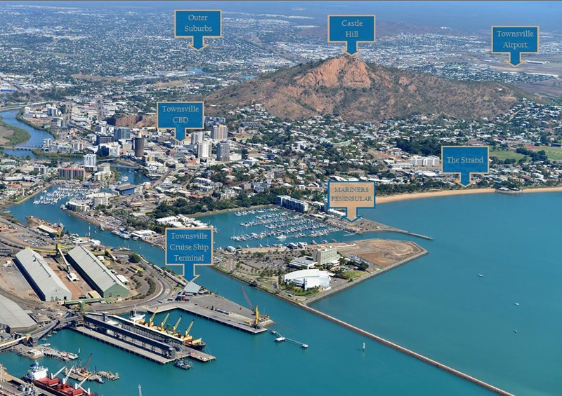 30 Mariners Drive TOWNSVILLE CITY QLD 4810