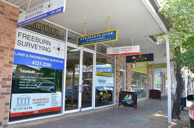 Suite 7, 2-6 Castlereagh Street PENRITH NSW 2750