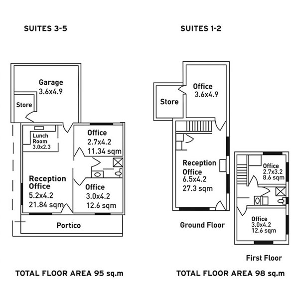 Suite 3/136 - 140 Russell Street TOOWOOMBA QLD 4350