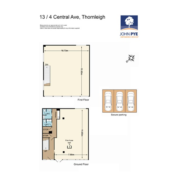 A13/2-4 Central Avenue THORNLEIGH NSW 2120