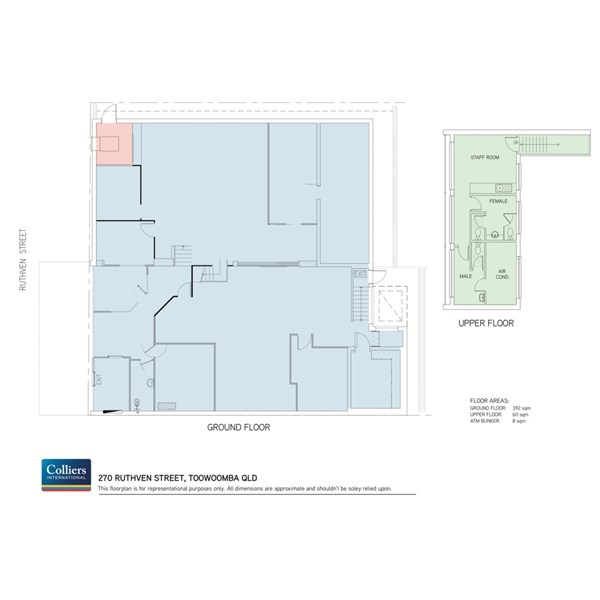 270 Ruthven Street TOOWOOMBA CITY QLD 4350