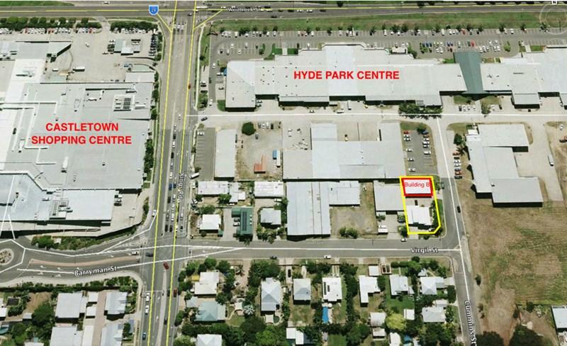 LVL 1B/10 Cummins Street HYDE PARK QLD 4812