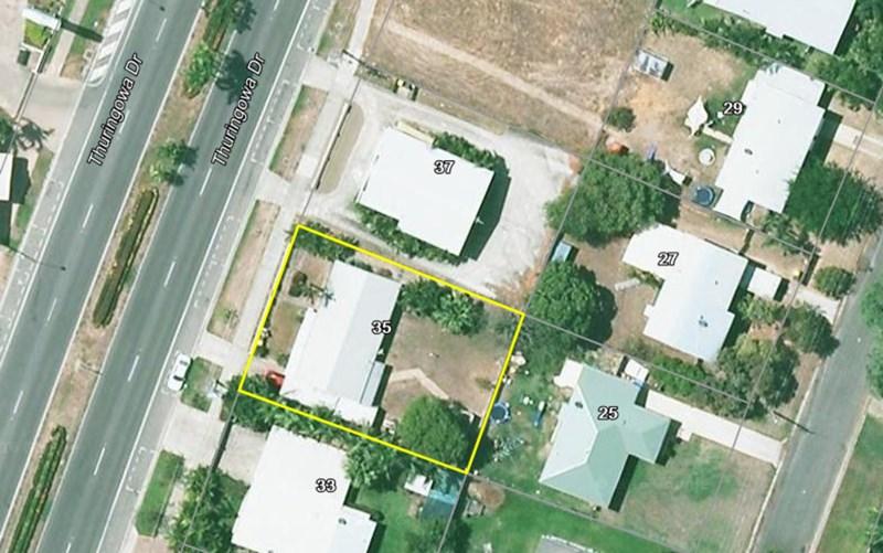 35 Thuringowa Drive KIRWAN QLD 4817
