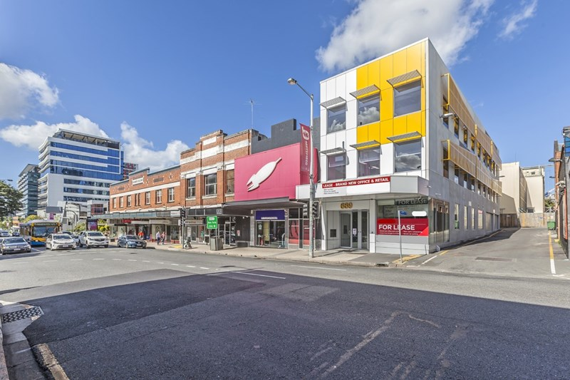 Level 2/689 Ann Street FORTITUDE VALLEY QLD 4006