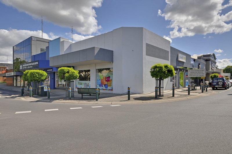 183-185 Franklin & 27 Grey Street TRARALGON VIC 3844