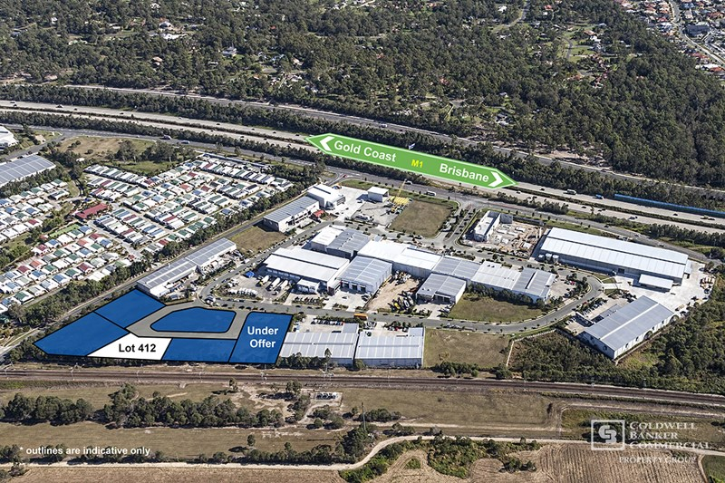 Lot 412 Motorway Circuit ORMEAU QLD 4208