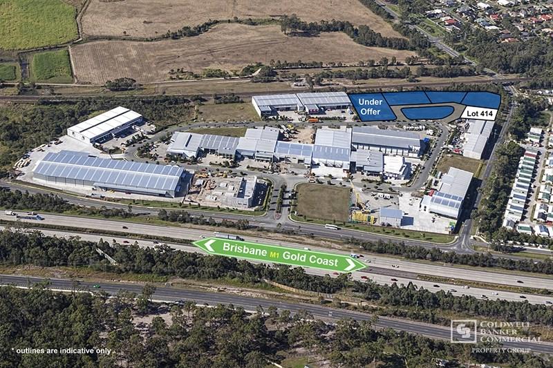 Lot 414 Motorway Circuit ORMEAU QLD 4208