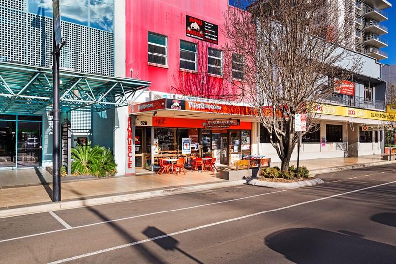 520 Ruthven Street TOOWOOMBA CITY QLD 4350