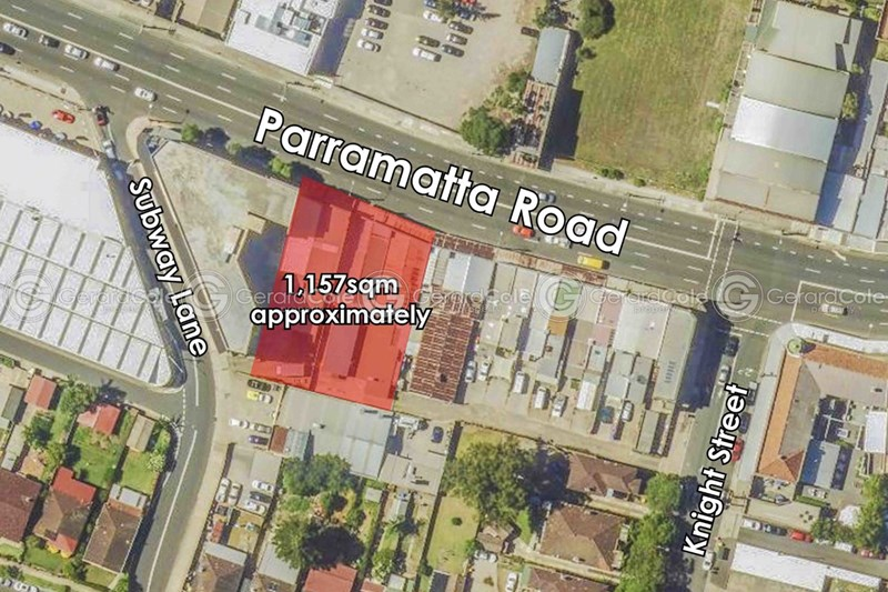 94-100 Parramatta Road HOMEBUSH NSW 2140