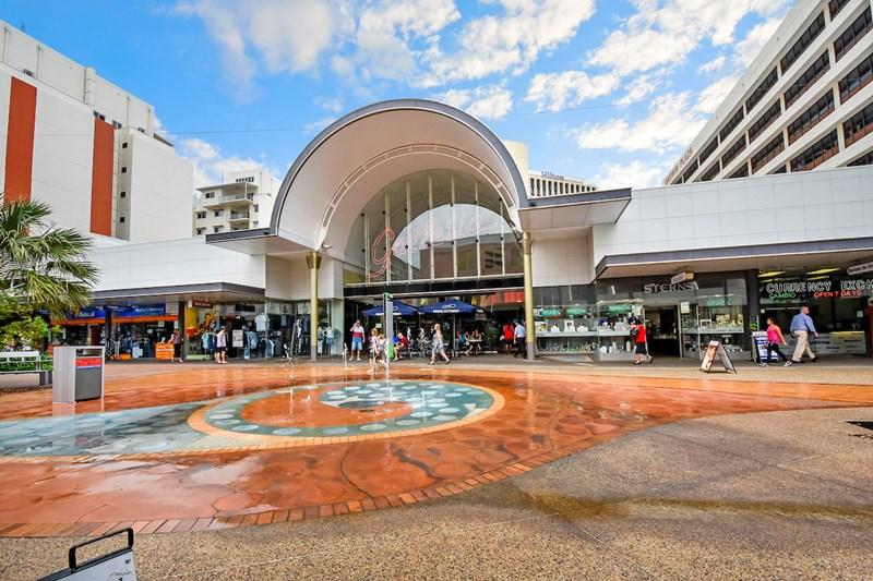 Smith Street Mall DARWIN NT 0800